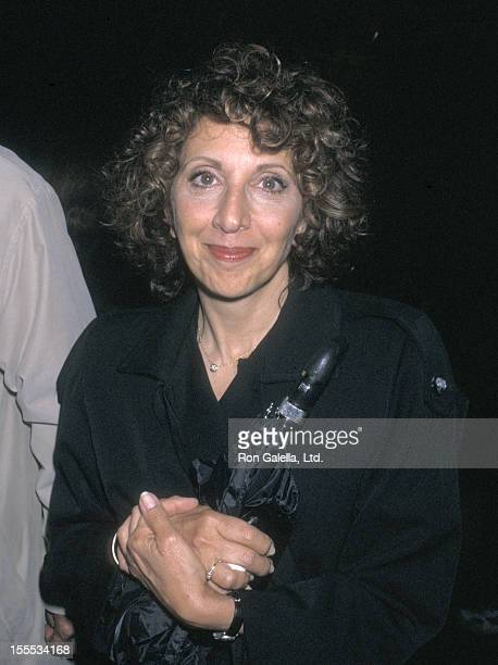 Actress Andrea Martin attends The House of Blue Leaves 15th Anniversary OneTime Special Performance on May 21 2001 at the Vivian Beaumont Theatre in...