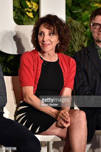 Actress Andrea Martin attends the Hulu original Difficult People FYC event at the Standard Hotel on May 19 2016 in New York City