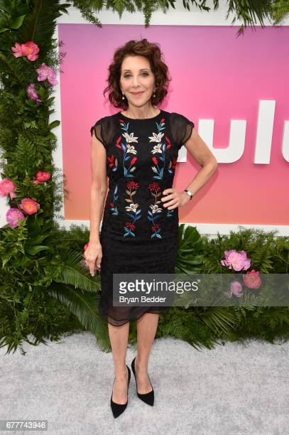 Actress Andrea Martin attends the Hulu Upfront Brunch at La Sirena Ristorante on May 3 2017 in New York City