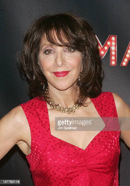 Actress Andrea Martin attends the NBC Entertainment Cinema Society with Volvo premiere of 'Smash' at the Metropolitan Museum of Art on January 26...