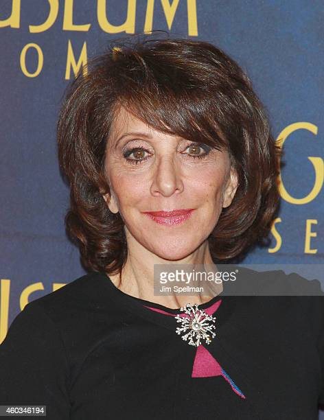 Actress Andrea Martin attends the Night At The Museum Secret Of The Tomb New York premiere at the Ziegfeld Theater on December 11 2014 in New York...