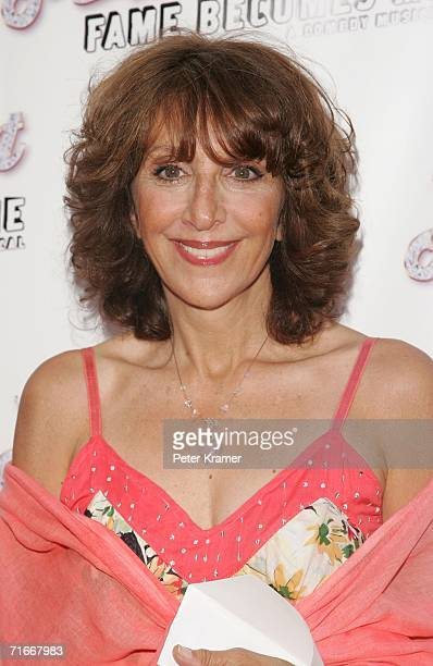 Actress Andrea Martin attends the opening night of 'Martin Short Fame Becomes Me' at the Bernard B Jacobs Theatre August 17 2006 in New York City