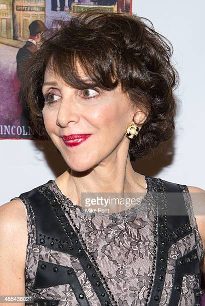 Actress Andrea Martin attends the opening night party for Act One at The Plaza Hotel on April 17 2014 in New York City