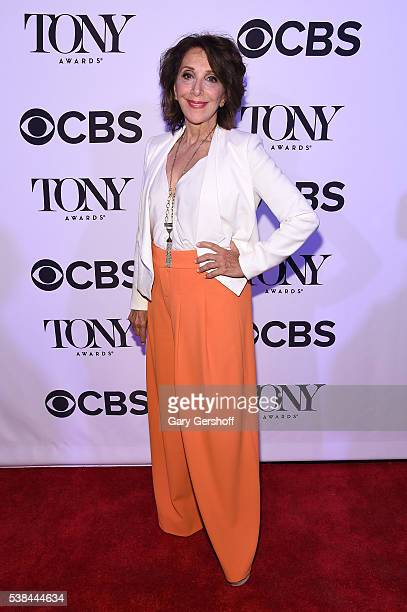 Actress Andrea Martin attends the Tony Honors Cocktail Party presenting the 2016 Tony Honors For Excellence In The Theatre and honoring the 2016...