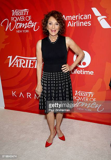Actress Andrea Martin attends the Variety's Power Of Women New York 2016 at Cipriani Midtown on April 8 2016 in New York City