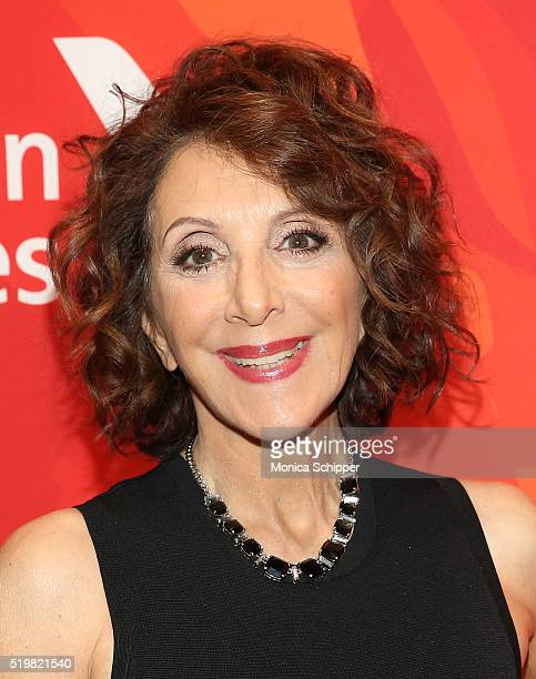 Actress Andrea Martin attends Variety's Power Of Women New York 2016 at Cipriani Midtown on April 8 2016 in New York City
