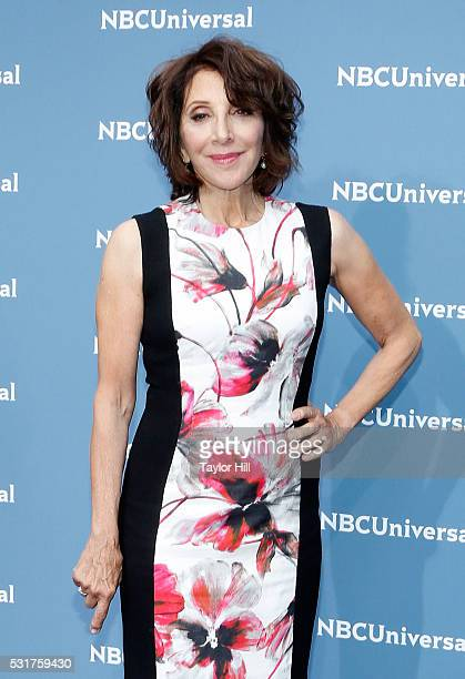 Actress Andrea Martin of 'Great News' on NBC attends the NBCUniversal 2016 Upfront on May 16 2016 in New York New York