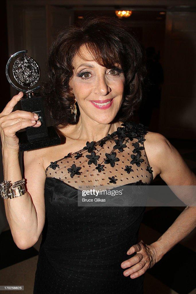 67th Annual Tony Awards - Press Room : News Photo
