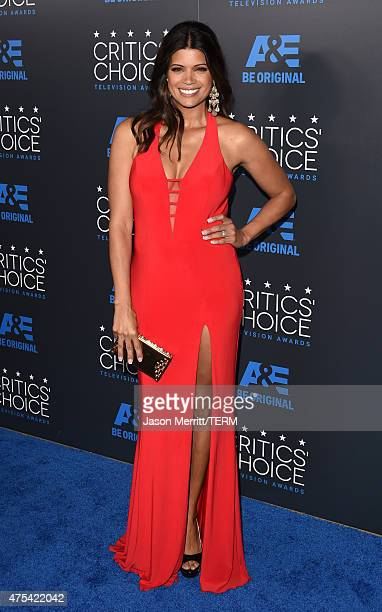 Actress Andrea Navedo attends the 5th Annual Critics' Choice Television Awards at The Beverly Hilton Hotel on May 31 2015 in Beverly Hills California