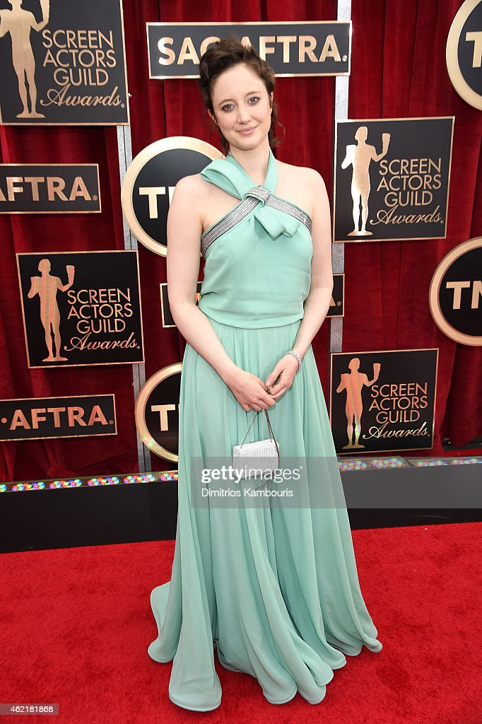 TNT's 21st Annual Screen Actors Guild Awards - Red Carpet : News Photo