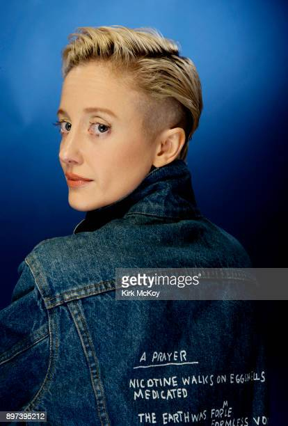 Actress Andrea Riseborough is photographed for Los Angeles Times on November 1 2017 in Los Angeles California PUBLISHED IMAGE CREDIT MUST READ Kirk...