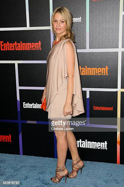 Actress Andrea Roth arrives at Entertainment Weekly's Annual Comic Con Celebration at Float at Hard Rock Hotel San Diego on July 26 2014 in San Diego...