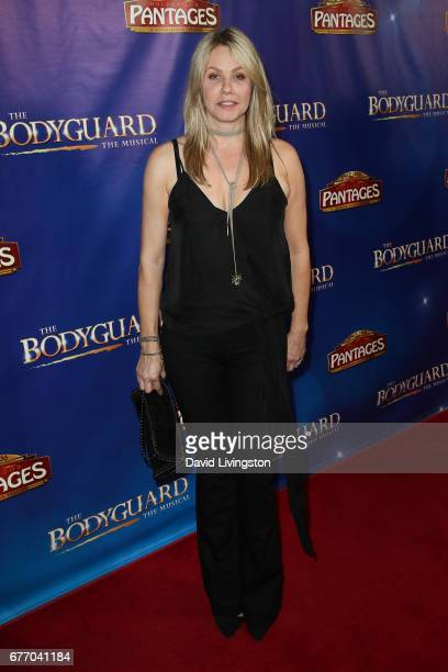 Actress Andrea Roth arrives at the premiere of 'The Bodyguard' at the Pantages Theatre on May 2 2017 in Hollywood California