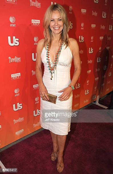 Actress Andrea Roth arrives at US Weekly's Hot Hollywood 2009 held at My House on April 22 2009 in Hollywood California