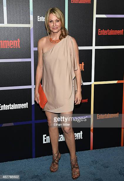 Actress Andrea Roth attends Entertainment Weekly's annual ComicCon celebration at Float at Hard Rock Hotel San Diego on July 26 2014 in San Diego...