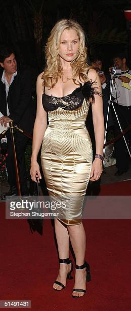 Actress Andrea Roth attends the 11th Annual Diversity Awards at The Beverly Hills Hotel on October 17 2004 in Beverly Hills California