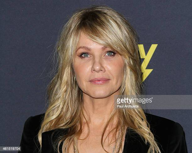 Actress Andrea Roth attends the premiere of FXX's 'It's Always Sunny In Philadelphia' and 'Man Seeking Woman' at The DGA Theater on January 13 2015...