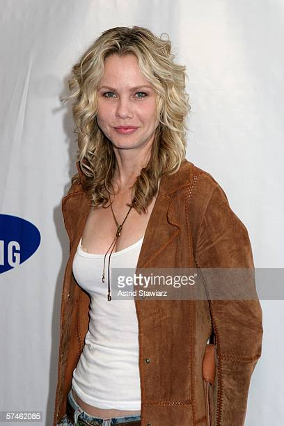 Actress Andrea Roth attends the Premiere Party and screening for 'Across the Hall' at the Time Warner Center on April 26 2006 in New York City