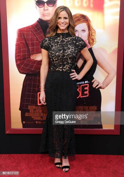 Actress Andrea Savage arrives at the premiere of Warner Bros Pictures' 'The House' at TCL Chinese Theatre on June 26 2017 in Hollywood California