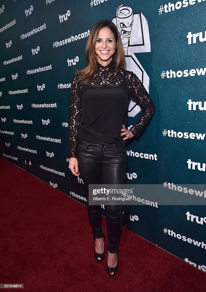 """Those Who Can't"" Premiere Event"