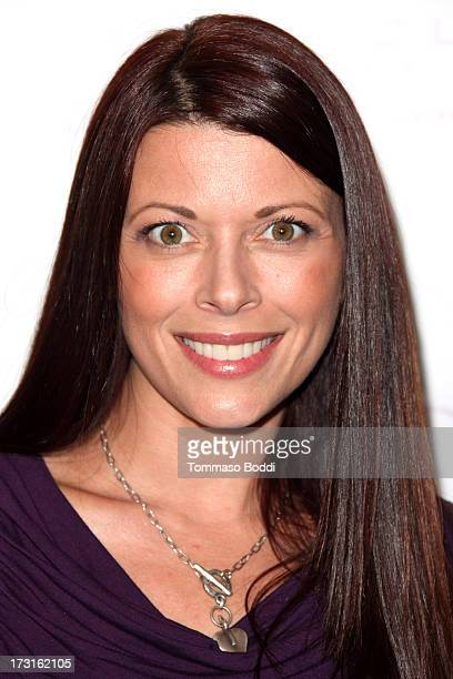 Actress Angel Boris attends the 'Live Big With Ali Vincent' season 3 launch party held at Sofitel Hotel on July 8 2013 in Los Angeles California