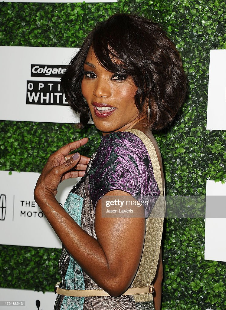 Actress Angela Bassett attends the 7th annual ESSENCE Black Women In Hollywood luncheon at Beverly Hills Hotel on February 27, 2014 in Beverly Hills, California.