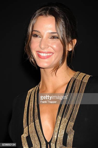 Actress Angela Bellotte arrives at the 2014 LACMA Art Film Gala held at LACMA