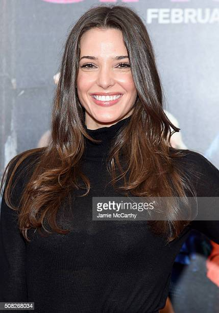 Actress Angela Bellotte attends the New York premiere of 'How To Be Single' at the NYU Skirball Center on February 3 2016 in New York City