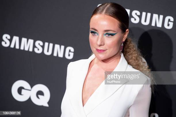 Actress Angela Cremonte attends the 2018 GQ Men of the Year awards at the Palace Hotel in Madrid Spain November 22 2018