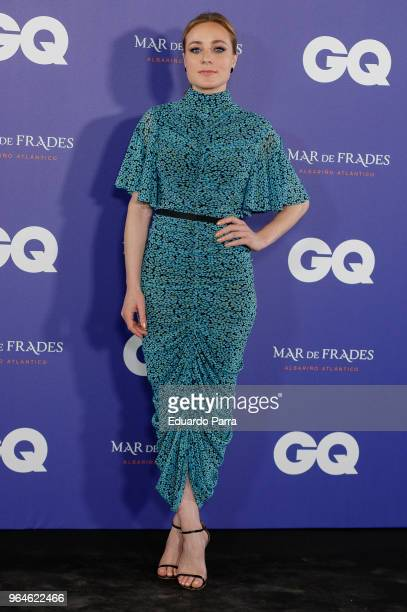 Actress Angela Cremonte attends the 'GQ Inconquistables' awards photocall at COAM on May 31 2018 in Madrid Spain