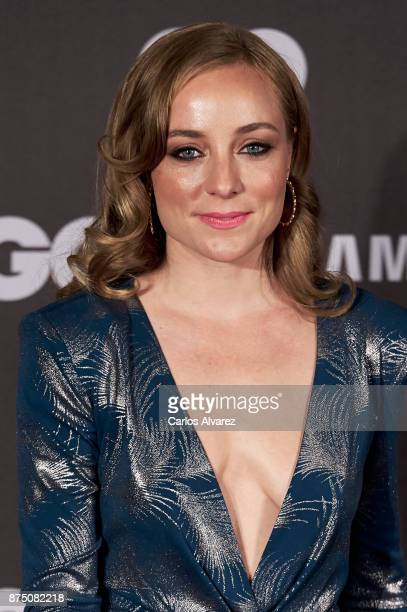 Actress Angela Cremonte attends the 'GQ Men of the Year' awards 2017 at the Palace Hotel on November 16 2017 in Madrid Spain