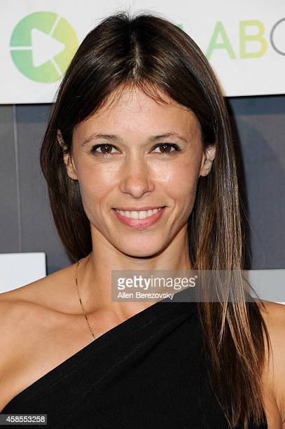 Actress Angela Gots attends the Colaboratorcom Project Collaboration Network launch party at Milk Studios on November 6 2014 in Los Angeles California