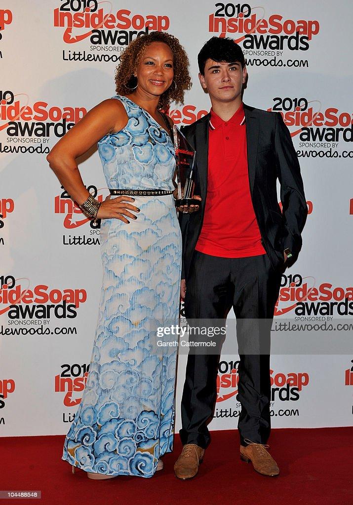 Inside Soap Awards 2010 - Inside Arrivals