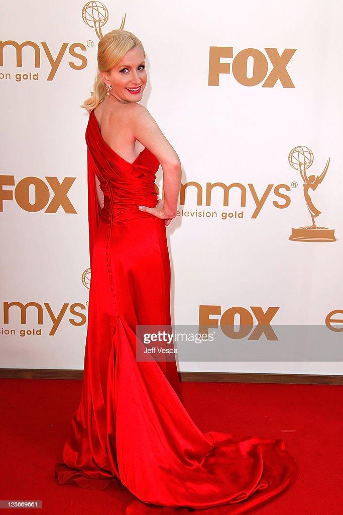 63rd Primetime Emmy Awards - Arrivals : News Photo