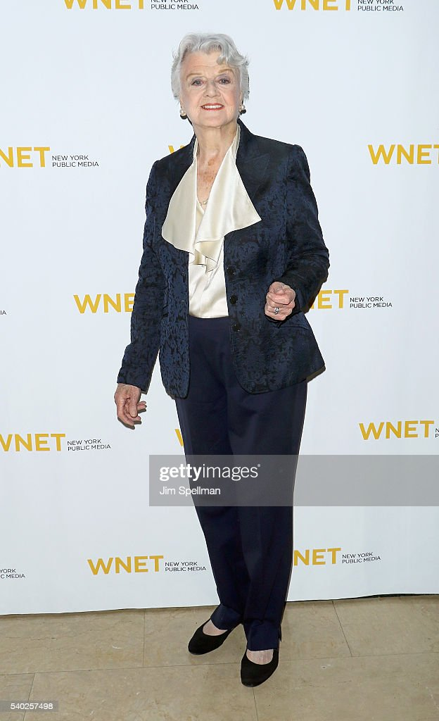 Actress Angela Lansbury attends the 2016 WNET Gala Salute to New York at The Plaza Hotel on June 14, 2016 in New York City.
