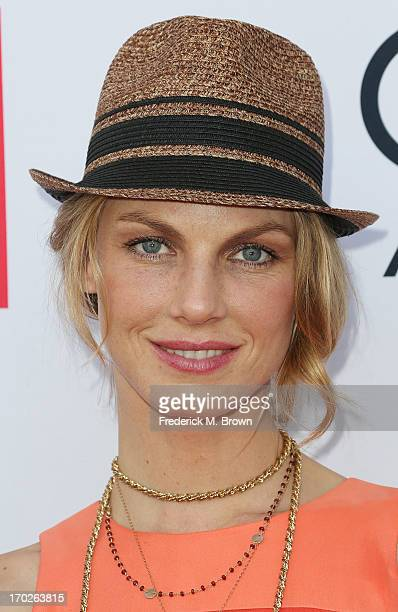 Actress Angela Lindvall attends the First Annual Children Mending Hearts Style Sunday on June 9 2013 in Beverly Hills California