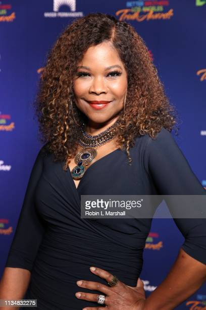 Actress Angela Robinson attends the 5th Annual Truth Awards at Taglyan Cultural Complex on March 09 2019 in Hollywood California