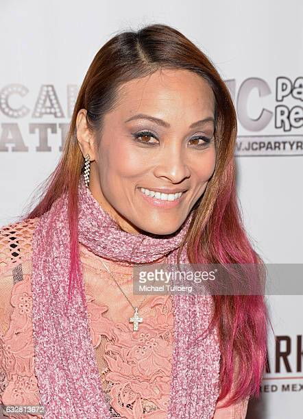 Actress Angela Rockwood attends the official launch of The EPIC Project Empowering People In Chairs at Cupcake Theater on January 26 2017 in Los...