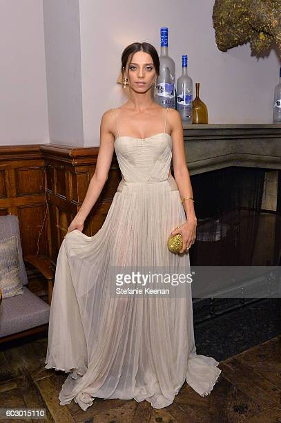 Actress Angela Sarafyan at the The Promise TIFF party hosted by GREY GOOSE Vodka and Soho House Toronto on September 11 2016 in Toronto Canada