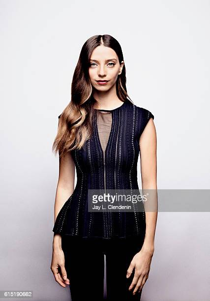 Actress Angela Sarafyan from the film The Promise poses for a portraits at the Toronto International Film Festival for Los Angeles Times on September...