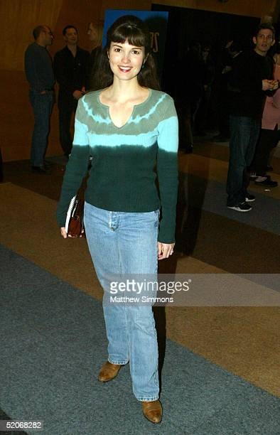 Actress Angela Watson arrives at the Writers Guild Theatre where local casting directors and their associates held a meeting with local and national...