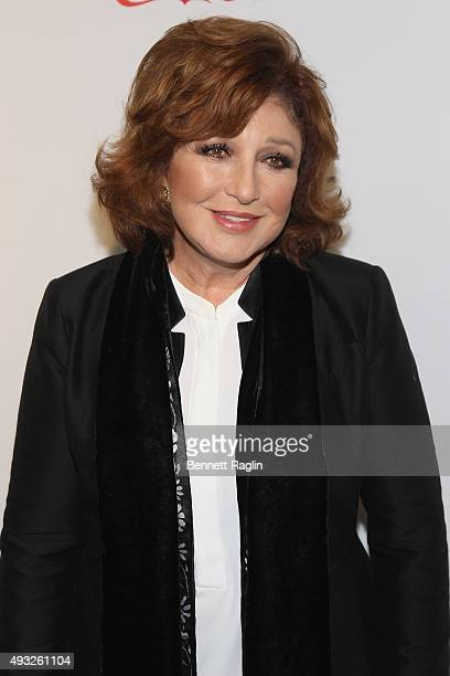 Actress Angelica Maria attends Festival PEOPLE En Espanol 2015 presented by Verizon at Jacob Javitz Center on October 18 2015 in New York City