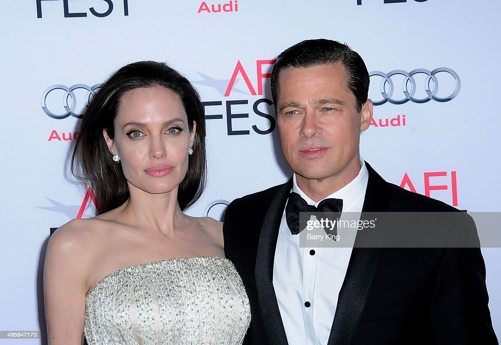 "AFI FEST 2015 Presented By Audi Opening Night Gala Premiere Of Universal Pictures' ""By The Sea"" - Arrivals : News Photo"