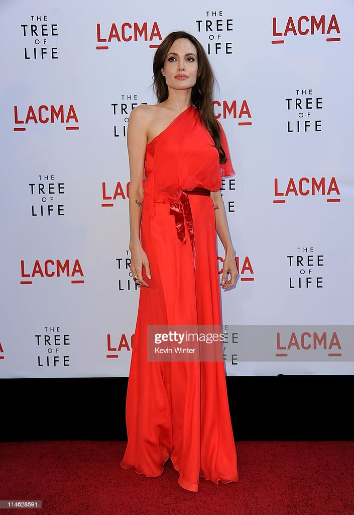 """Premiere Of Fox Searchlight Pictures' """"The Tree Of Life"""" - Red Carpet : News Photo"""