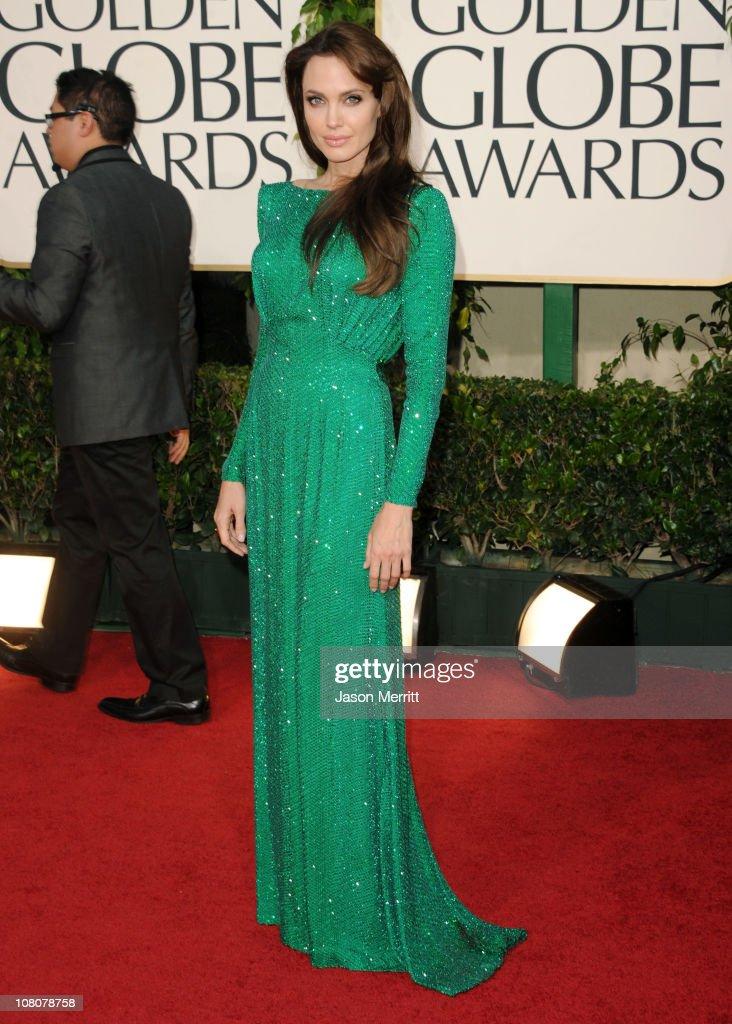 68th Annual Golden Globe Awards - Arrivals : News Photo