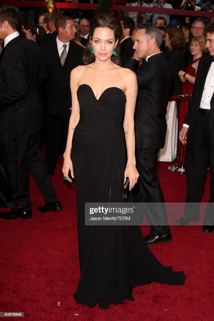 81st Annual Academy Awards - Arrivals : News Photo