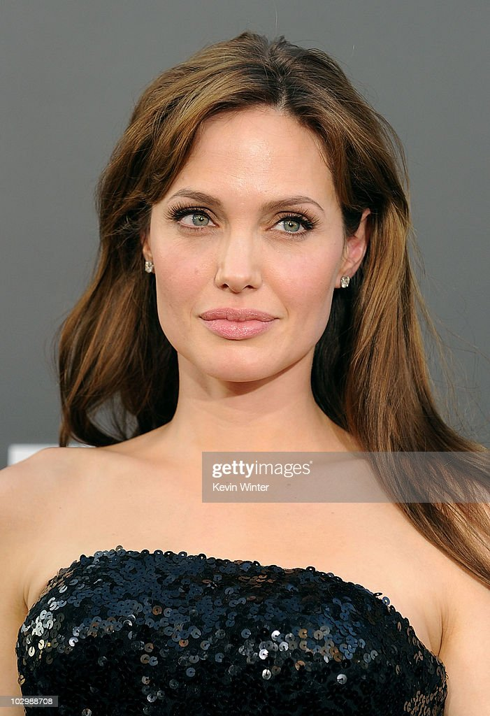 """Premiere Of Sony Pictures' """"Salt"""" - Arrivals : News Photo"""
