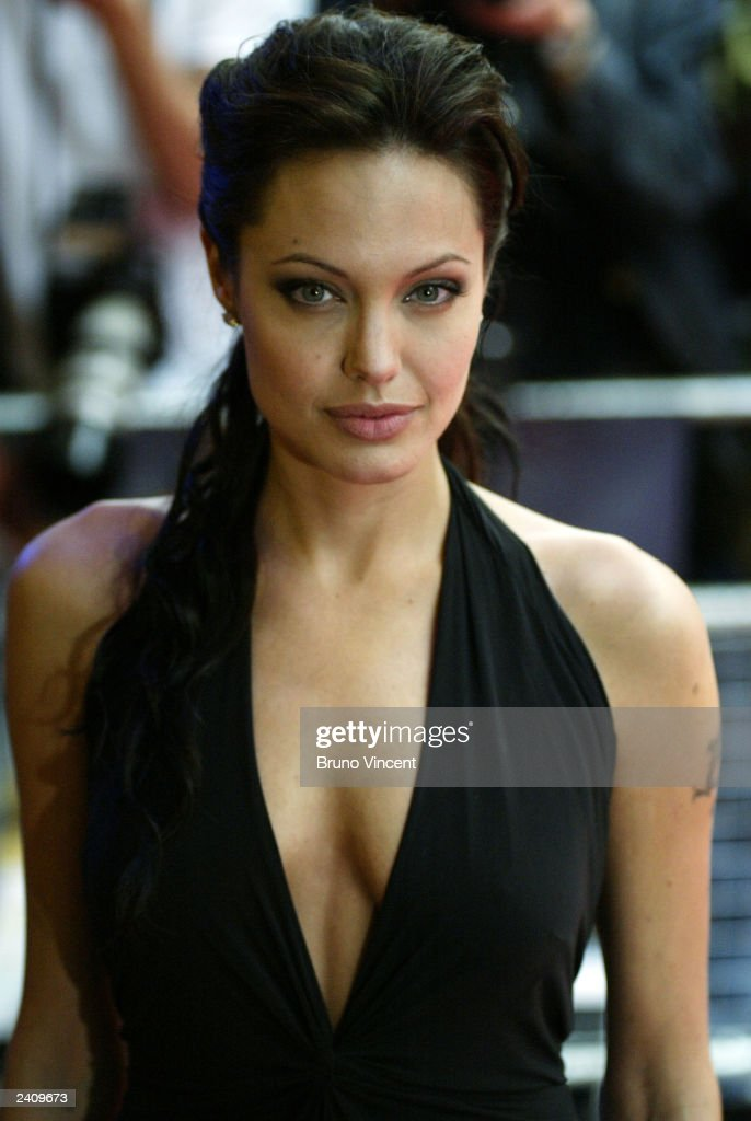 Tomb Raider 2 - Arrivals UK film premiere