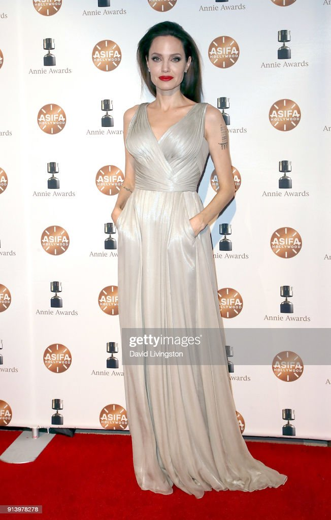 45th Annual Annie Awards - Arrivals