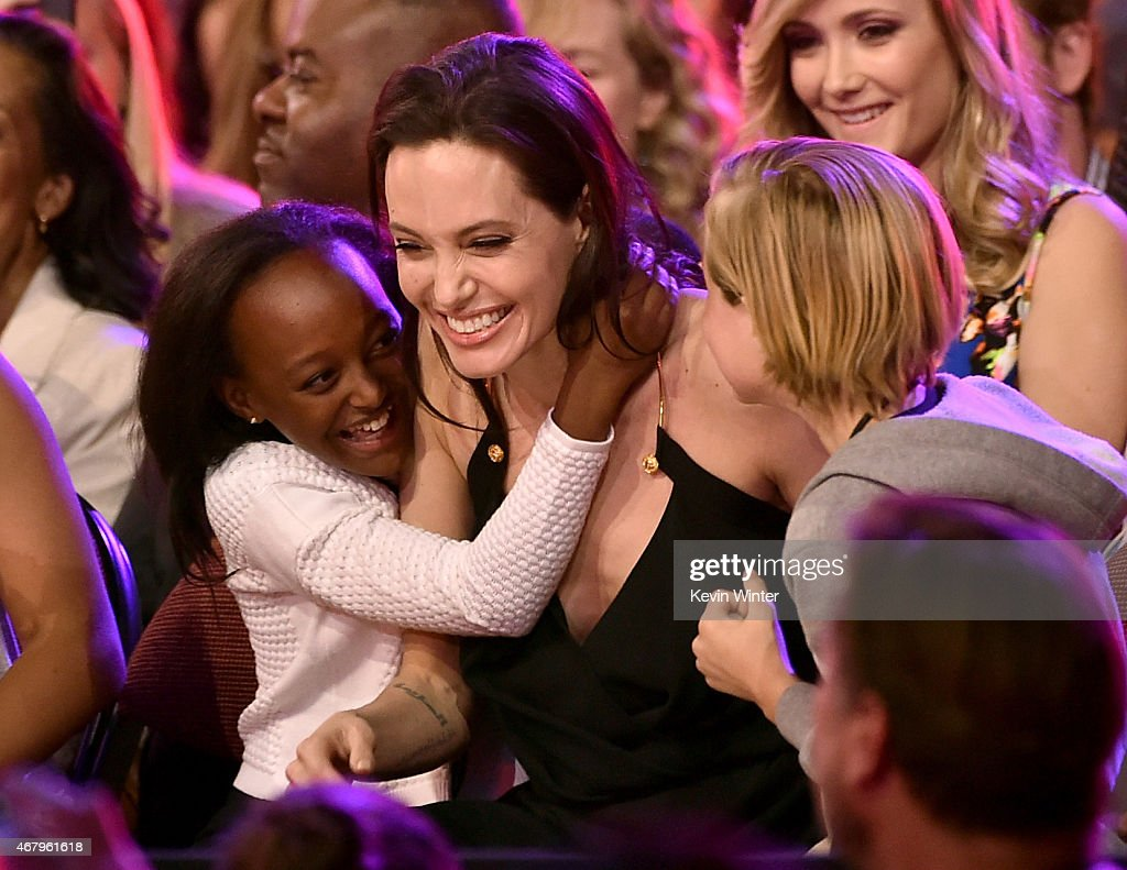 Nickelodeon's 28th Annual Kids' Choice Awards - Show : News Photo